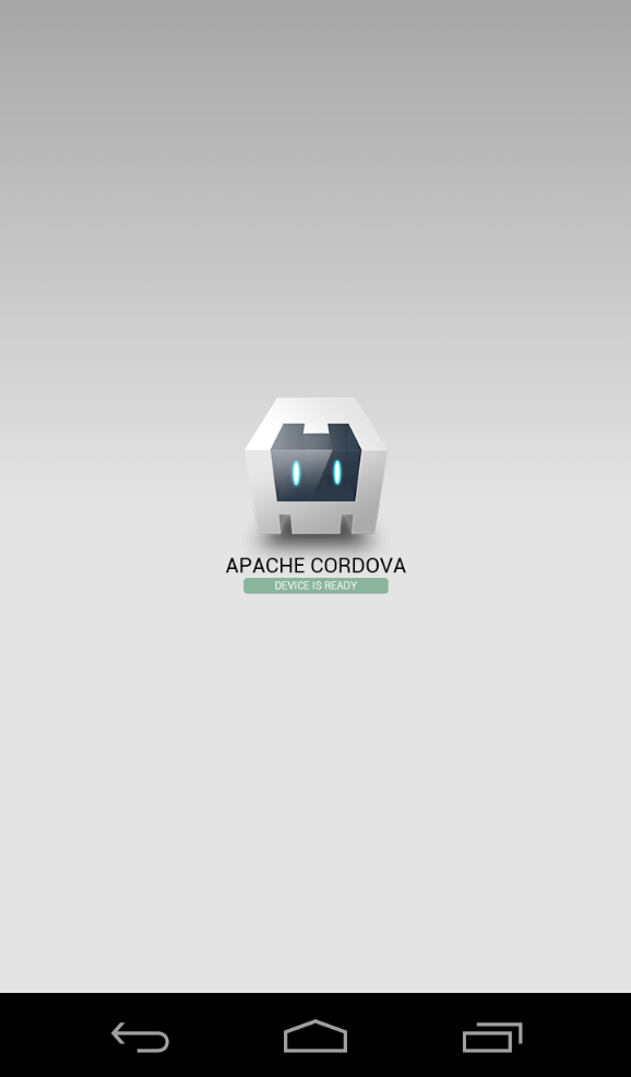 Making Mobile JavaScript Apps with Cordova - Launch