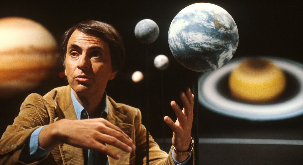 Why Carl Sagan is the Best Scientist Ever