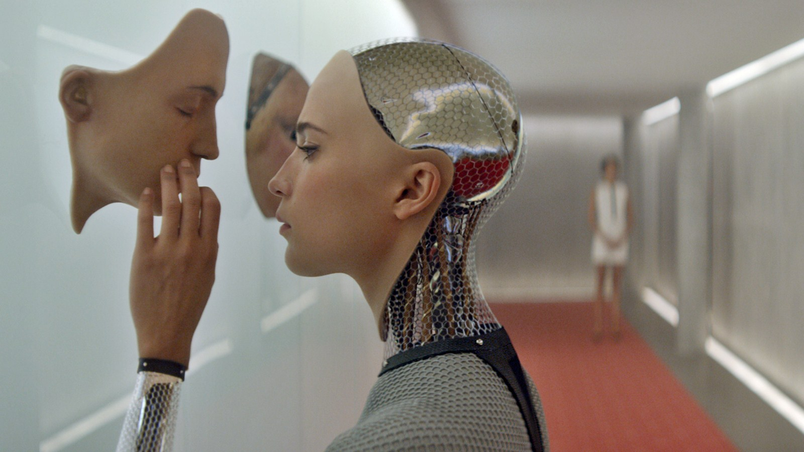 Tinder, the Turing test, and Ex Machina